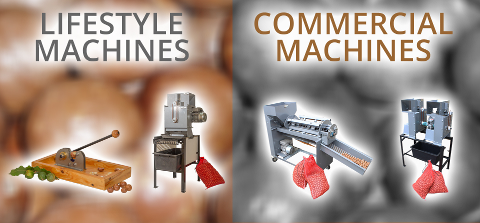 Crackadamia – Macadamia Commercial and Lifestyle Machines